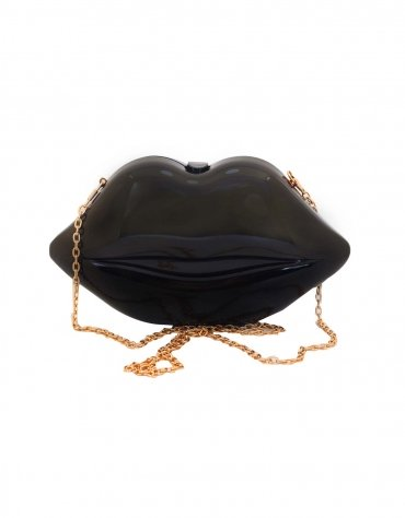 Lip Shaped Clutch