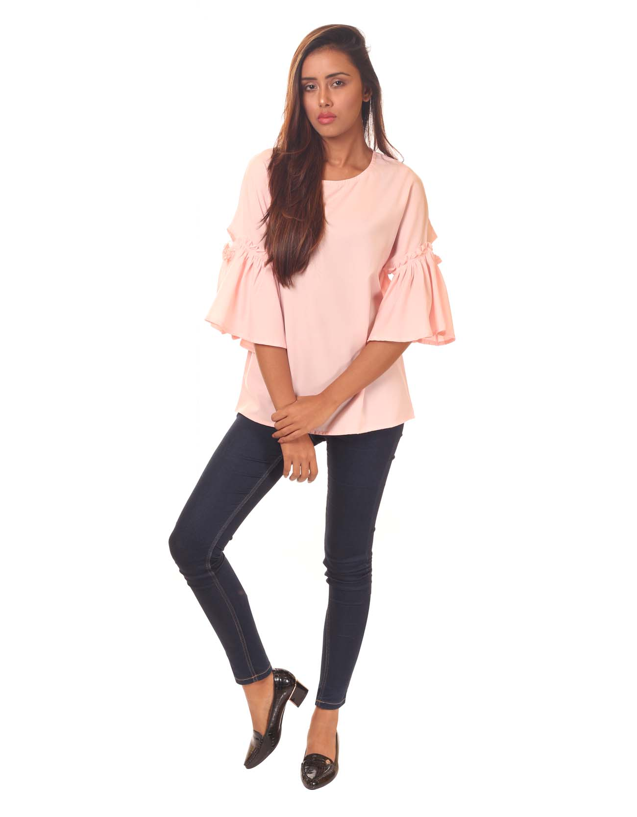 Dramatic Sleeved Top