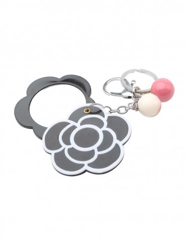 Floral Keychain