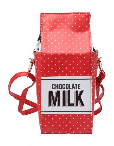 Chocolate Milk Bag