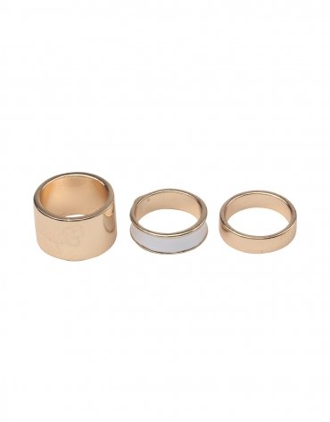 O-Ring Stackable Ring Set