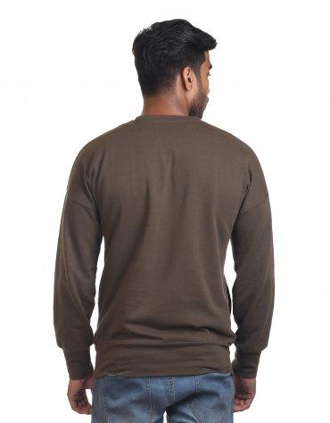 Utility Pocket Sweatshirt