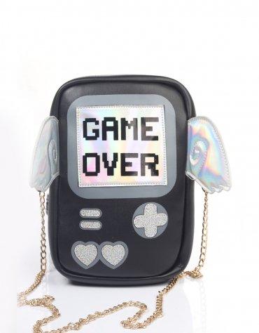 Game Over Crossbody Bag