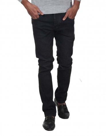 Twill Woven Slim-Fit Pants
