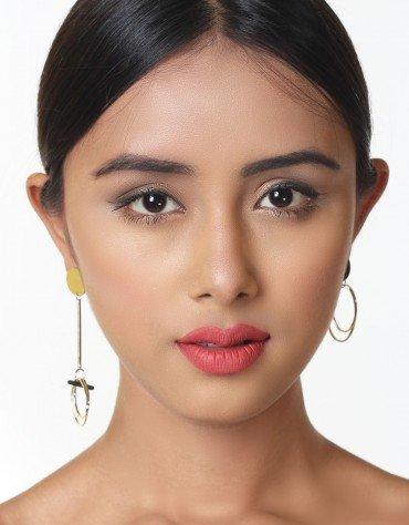 Long Short Earrings
