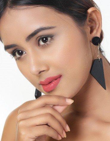 Geometric Shaped Earring