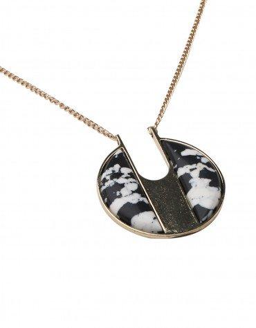 Circular Locket Necklace