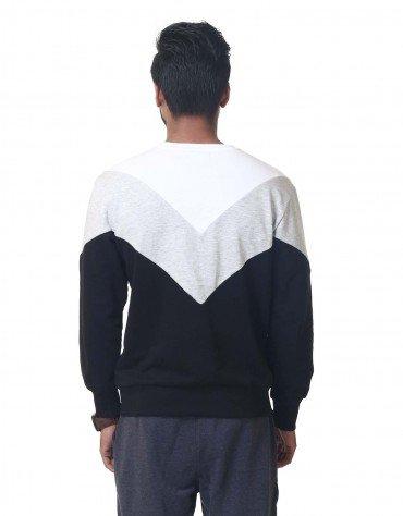 Geometric Sweatshirt