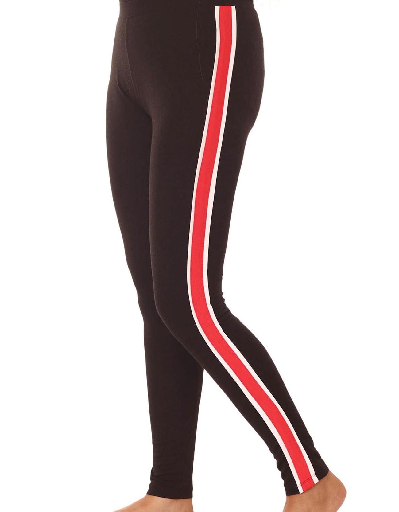 Side-strip Leggings