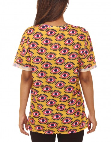 Quirky Print Tee
