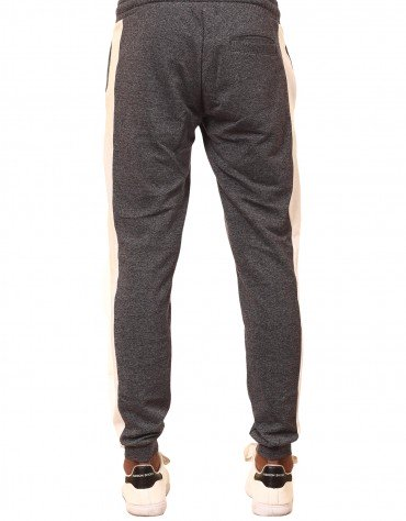 Striped Melange Joggers