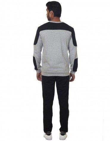 Contrast Sweatshirt