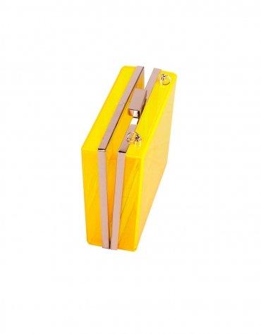 Box Clasp Clutch