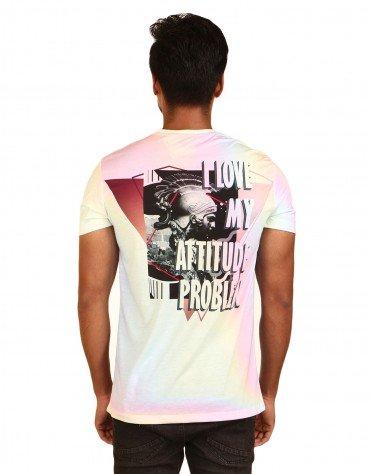 """Attitude Problem"" Print T-shirt"