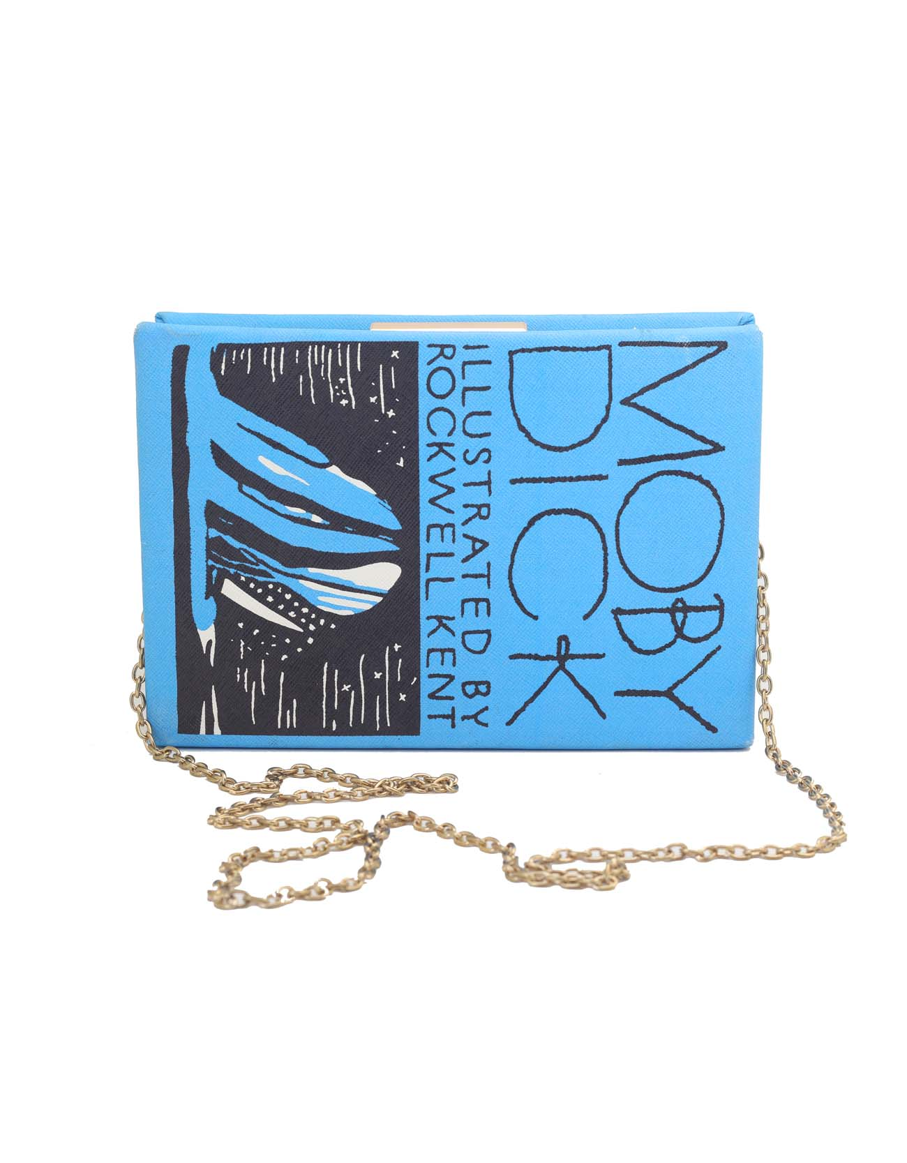 Book Clutch Moby Dick