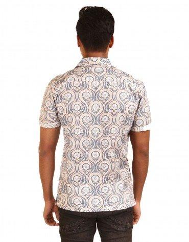 Mural Print Shirt