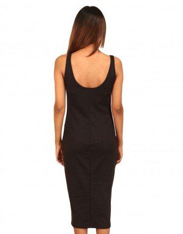 Statement Knit Midi Dress