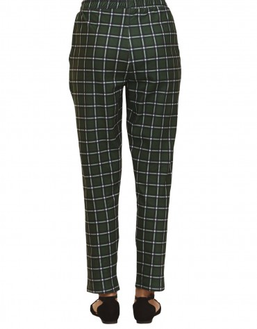 Checkered Trousers