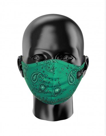 Paisely Print Face Covering