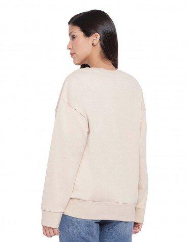 Drop Shoulder Oversized Sweatshirt