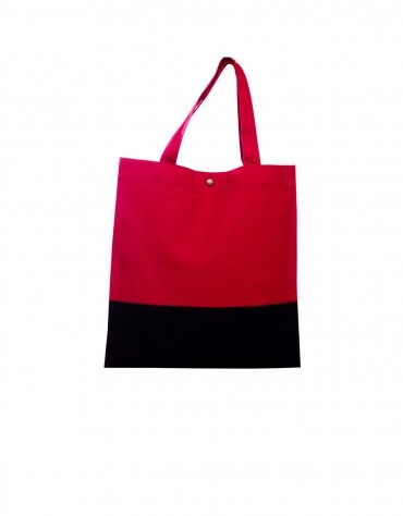 Colour Blocked Tote